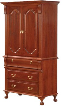 Amish Crafted Bedroom Armoires