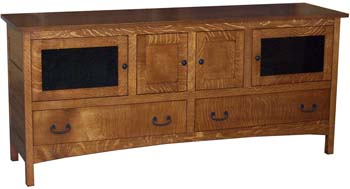 Handcrafted Plasma TV Stands