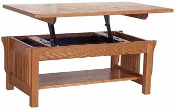 Landmark Coffee Table