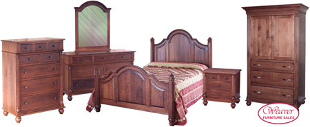LaCourt Classic Bedroom Set