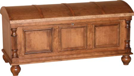 Searching For A Cedar Chest