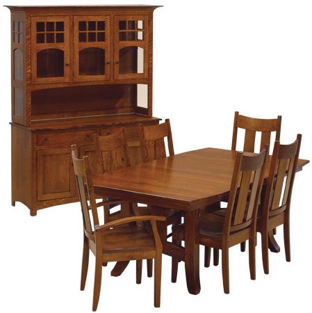 Indiana Shaker Style Amish Furniture