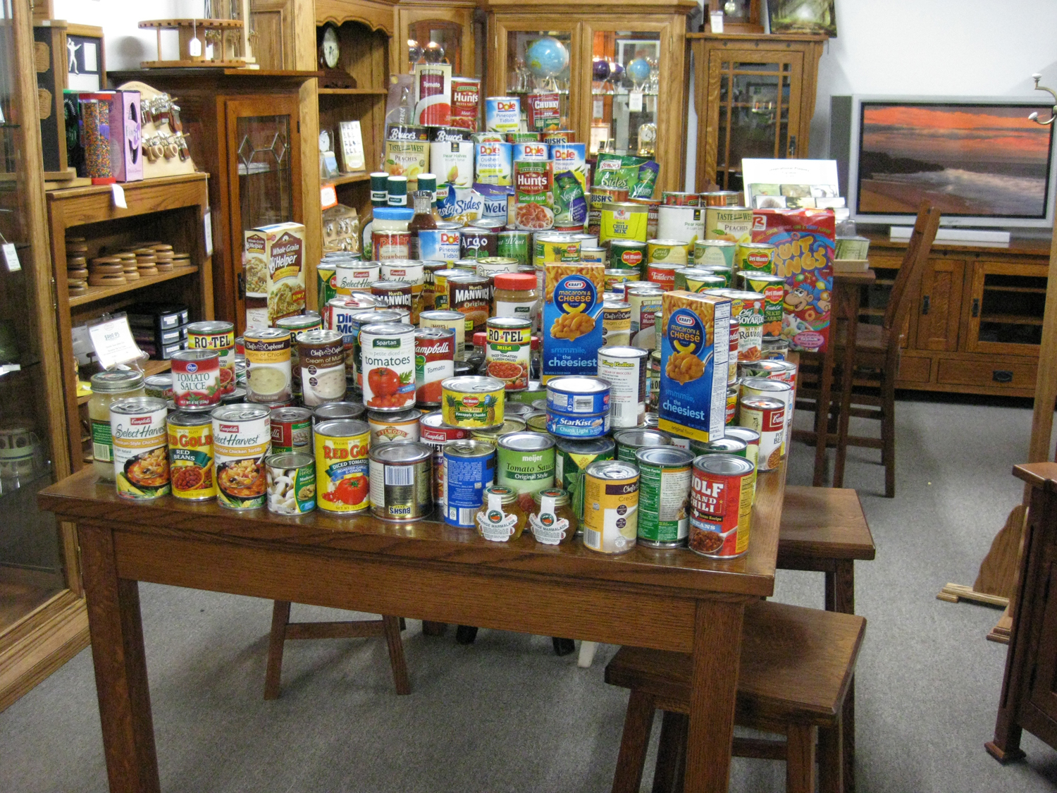 Spring Has Sprung: the Weaver Furniture Sales' 2011 Sale - Amish ...