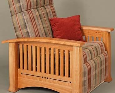 Shiloh Wall Hugger Chair