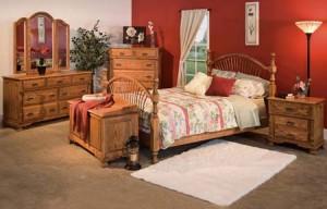 Classic Heritage Bedroom Set