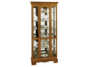 Three Sided Front Curio