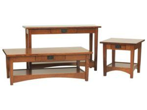 Arts and Crafts Occasional Table Collection