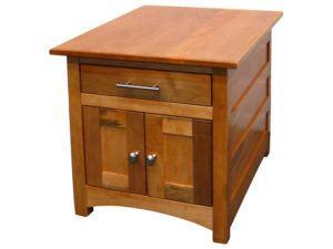 Asher Custom Side Table