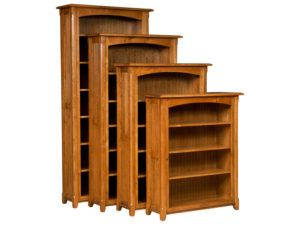 Ashton Hardwood Bookcase