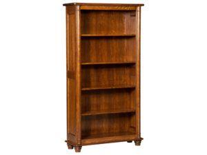 Belmont Hardwood Bookcase