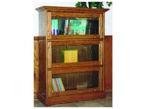 Barrister Bookcases with Doors