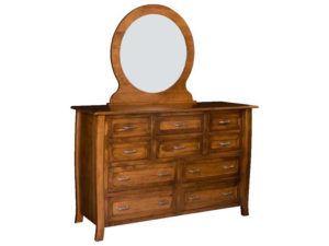 Batavia 10 Drawer Dresser