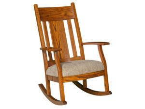 Oakland Bent Panel Rocking Chair