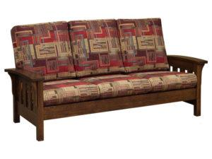 Bow Arm Sofa