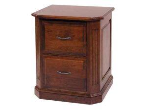 Buckingham Two Drawer File Cabinet