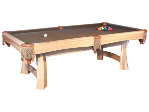 8' Caledonia Pool Table