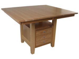 Camden Oak Dining Table