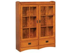 Carriage Mission Wood Display Case