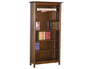 Charleston Style Bookcase