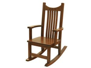 Child's Royal Mission Style Rocker