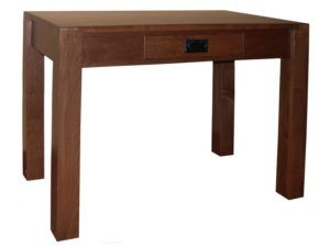 Chuck Mission Brown Maple Table