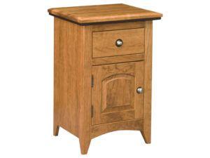 Classic Shaker Wooden Nightstand