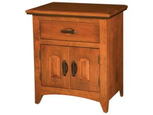 Classic Shaker Wood Nightstand