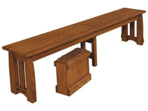 Colebrook Expandable Dining Bench