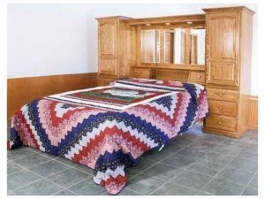 Country Pier Group Bed Suite