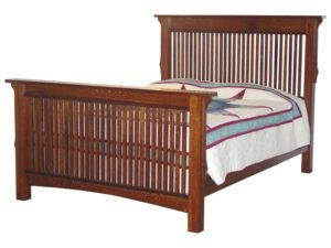 Deluxe Stick Mission Bed