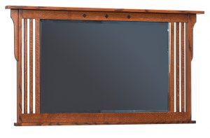 Royal Mission Hardwood Dresser Mirror