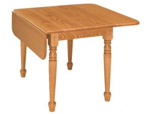 Rectangle Drop Leaf Table
