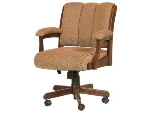 Amish Edelweiss Arm Chair
