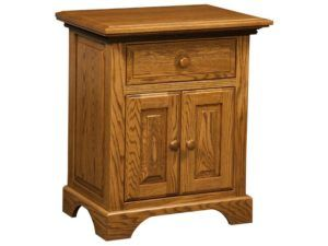 Escalade Hardwood Nightstand