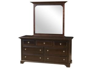 Escalade Seven Drawer Dresser