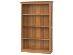 Freemont Hardwood Mission Bookcase