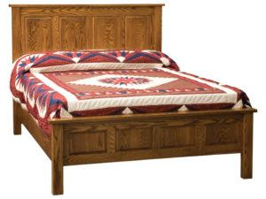 Four Panel Bed