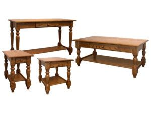 Grand Harvest Side Tables Set