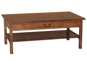 Granny Mission Coffee Table