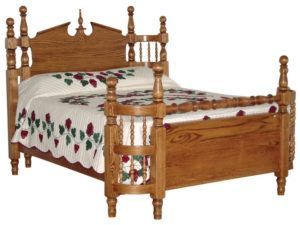 Heirloom Wrap Bed