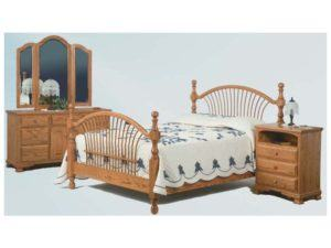 Heritage Bedroom Set