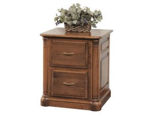 Jefferson Two Drawer File Cabinet