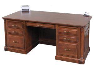 Jefferson Premier Executive Desk