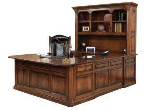 Jefferson U-Shape Desk