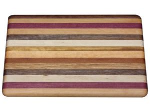 Large Exotic Hardwood Cutting Board