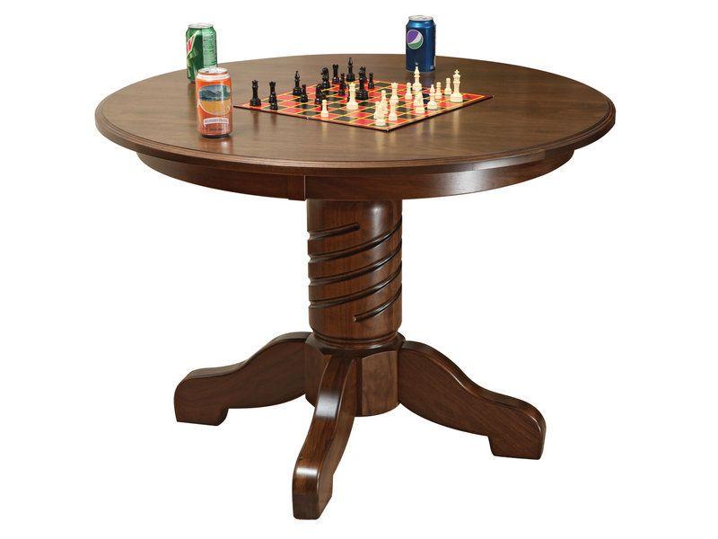 Lexington Round Office Table Amish Lexington Inch Round Table - 42 inch round office table