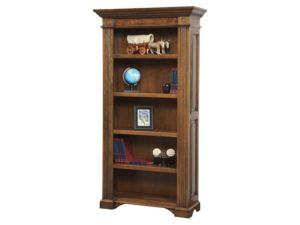 Lincoln Wood Bookcase
