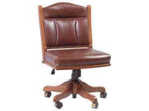 Low Back Side Desk Chair