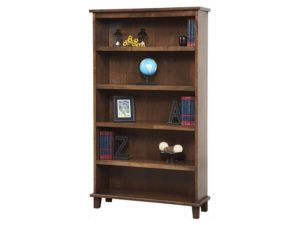 Manhattan Wood Bookcase