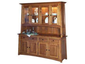 McCoy Eight Door Hutch
